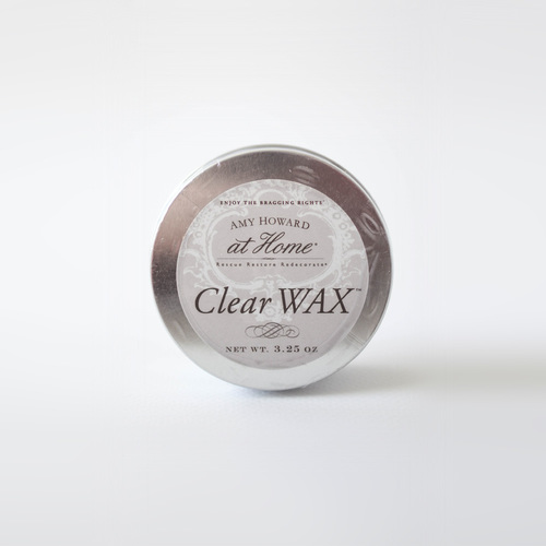 Amy Howard's Clear Wax